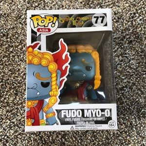 New in the box Fudo Myo-o pop Asia.
